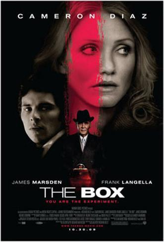 The Box Double-sided poster