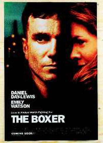 The Boxer Originalposter
