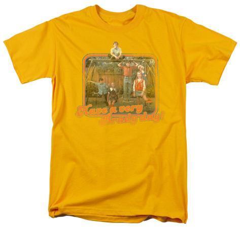The Brady Bunch - Have a Very Brady Day! T-Shirt