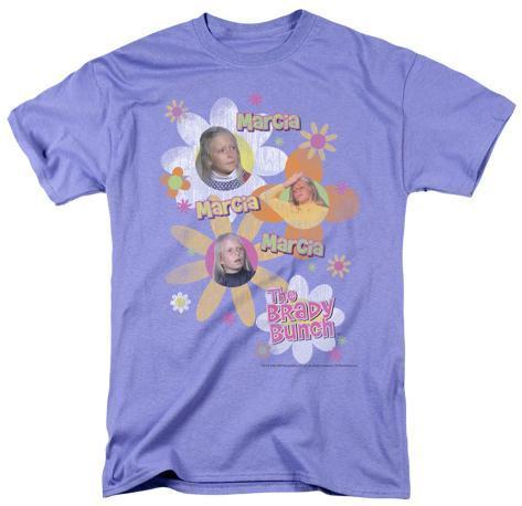 The Brady Bunch - Marcia Marcia Marcia! T-Shirt