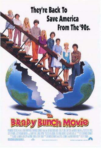 The Brady Bunch Movie Masterprint