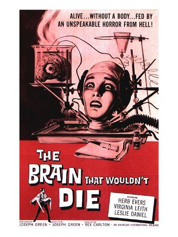 The Brain That Wouldn't Die, Virginia Leith, 1962 Photo