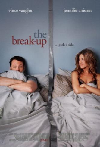The Break Up (Jennifer Aniston, Vince Vaughn) Movie Poster Poster originale