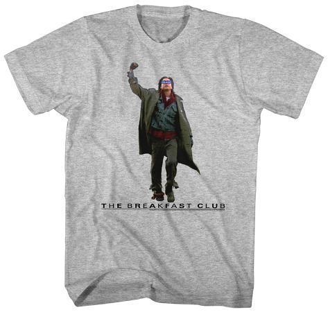 The Breakfast Club- Fist Pump Cutout T-Shirt
