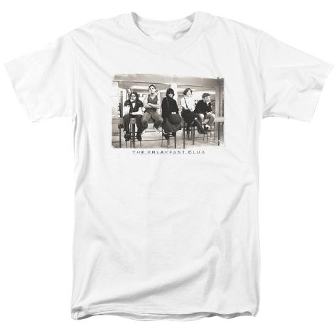 The Breakfast Club - Mugs T-Shirt