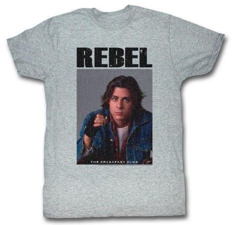 The Breakfast Club - Rebel T-Shirt