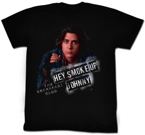 The Breakfast Club - Smoke Up T-Shirt
