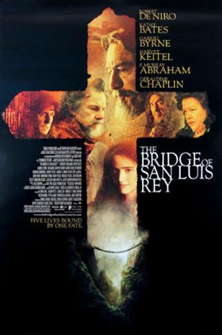 The Bridge Of San Luis Rey Original Poster