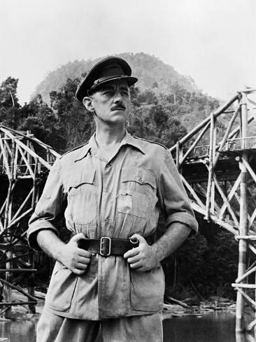 The Bridge on the River Kwai, 1957 Photographic Print