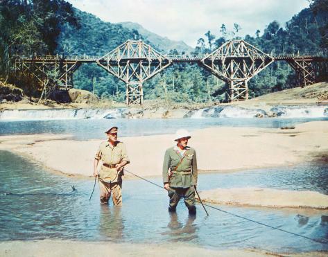 The Bridge on the River Kwai Photo