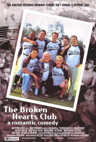 The Broken Hearts Club Masterprint