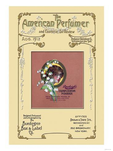 The Buedingen Box and Label Co. Art Print