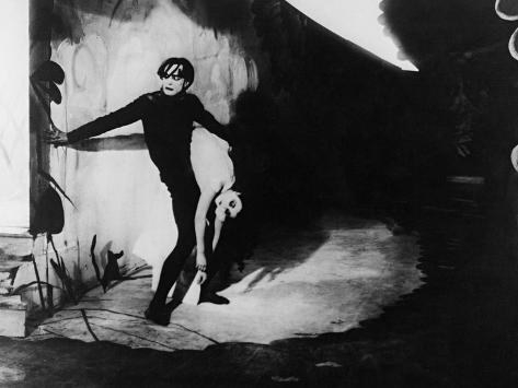 The cabinet of dr caligari 1920 photographic print - The cabinet of dr caligari ...