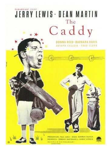 The Caddy, 1953 Art Print