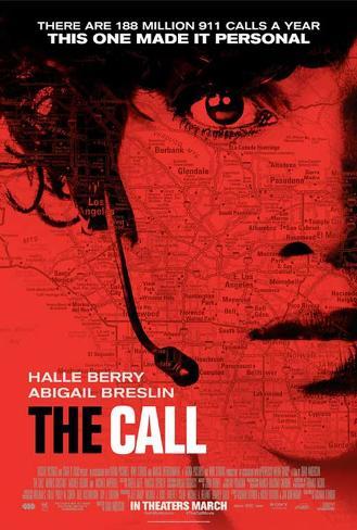 The Call Movie Poster Masterprint
