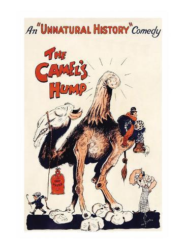 The Camel's Hump Impressão artística