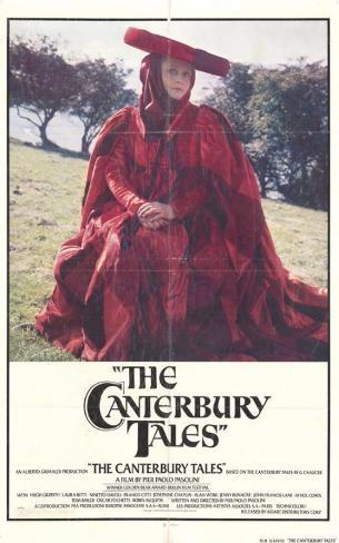 The Canterbury Tales Masterprint