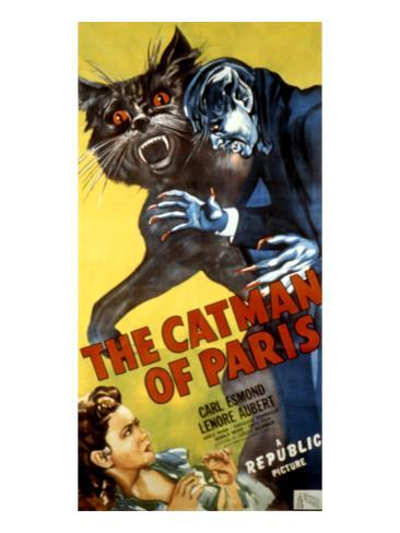 The Catman of Paris, 1946 Photo