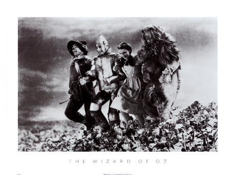 The Wizard of Oz Art Print