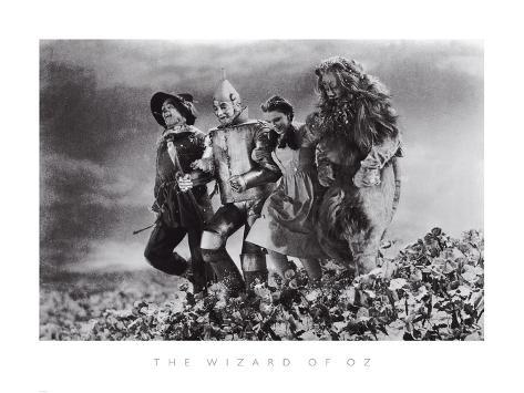 The Wizard of Oz Giclee Print