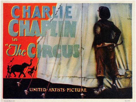 The Circus, 1928 Stampa artistica