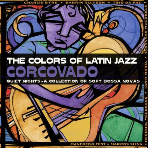 The Colors of Latin Jazz: Corcovado Art Print