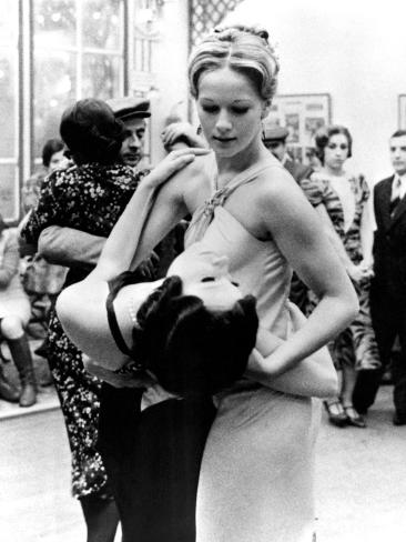 The Conformist, (aka Il Conformista), Stefania Sandrelli, Dominique Sanda, 1970 Photo