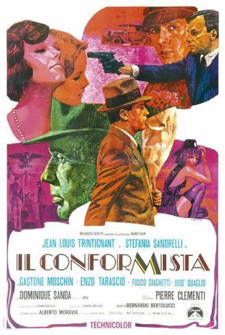 The Conformist - Italian Style Poster