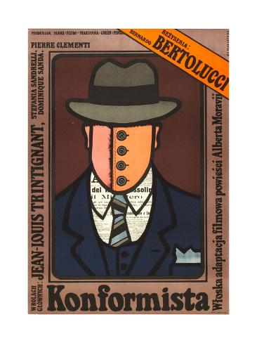 The Conformist Art Print