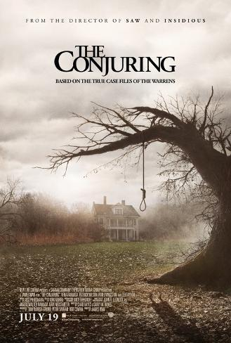 The Conjuring Movie Poster Double-sided poster