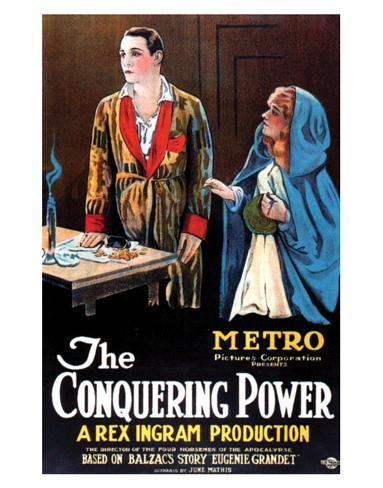 The Conquering Power - 1921 Giclee Print