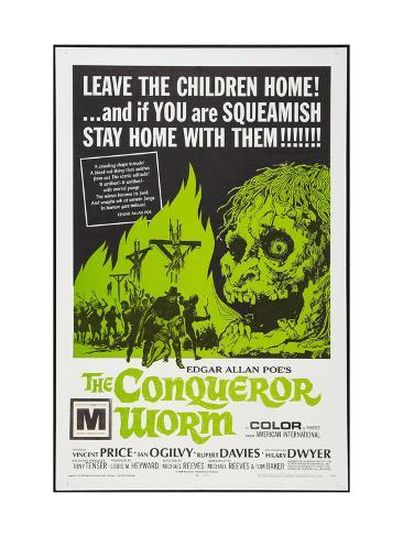 The Conqueror Worm, (aka Witchfinder General), 1968 Foto