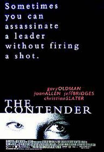 The Contender Póster original