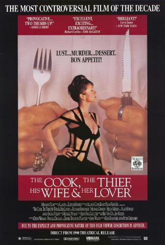 The Cook Thief, His Wife and Her Lover Masterprint