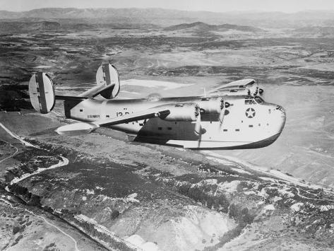 The Coronado Patrol Bomber Stampa fotografica