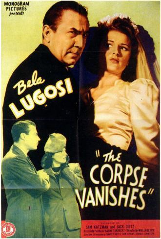 The Corpse Vanishes Masterprint