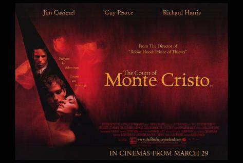 The Count of Monte Cristo ポスター