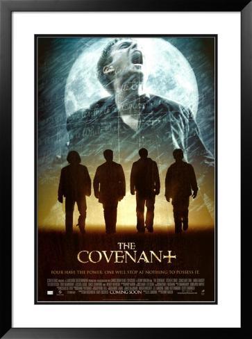 The Covenant Impressão artística emoldurada