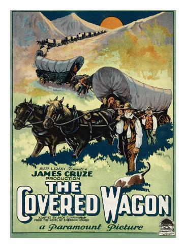 The Covered Wagon, 1923 写真
