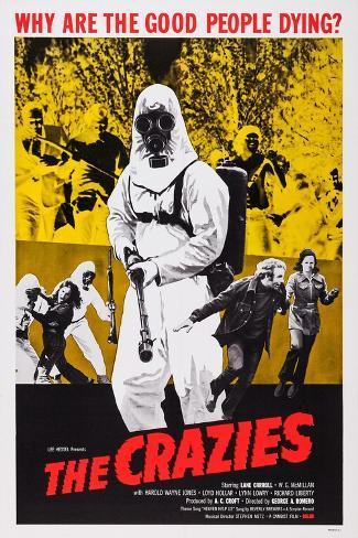 The Crazies, 1973 Art Print