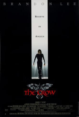 The Crow - UK Style Poster