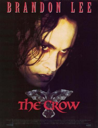 The Crow Lámina maestra