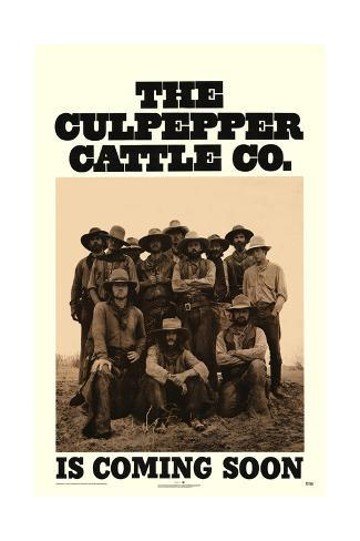 The Culpepper Cattle Co. Art Print
