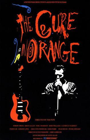 The Cure in Orange Impressão original