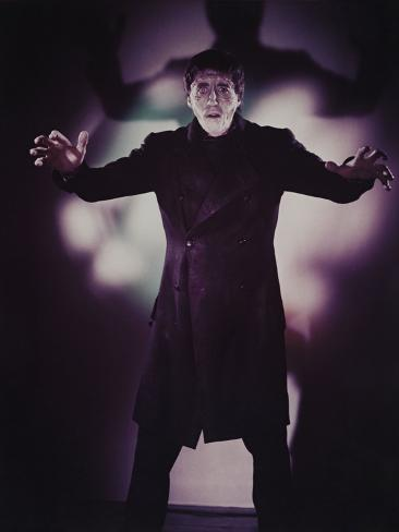 The Curse of Frankenstein, 1957 Photographic Print