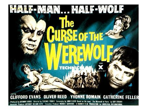 The Curse of the Werewolf, 1961 Photo