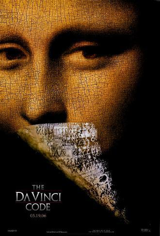 The Da Vinci Code Pôster