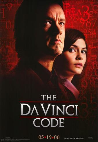 The Da Vinci Code Masterprint