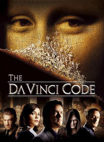 The Da Vinci Code Masterprint