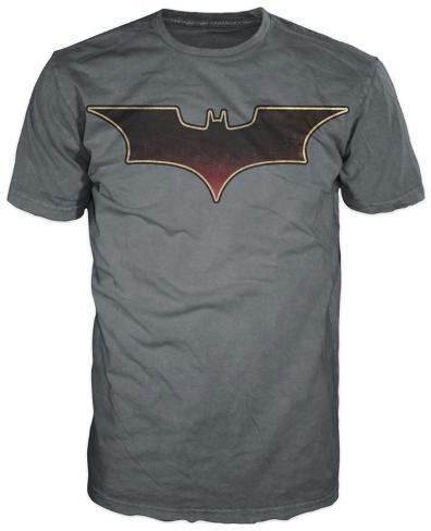 The Dark Knight Rises - Dark Knight Logo T-Shirt